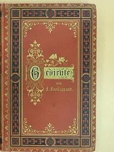 Ferdinand Freiligrath - Gedichte von Ferdinand Freiligrath (gótbetűs) [antikvár]