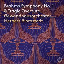 BRAHMS... - SYMPHONY NO.1 CD BRAHMS