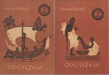 HOMÉROSZ - Odüsszeia I-II. kötet [antikvár]