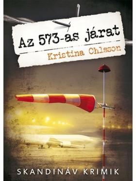 Kristina Ohlsson - Az 573-as járat [eKönyv: epub, mobi]