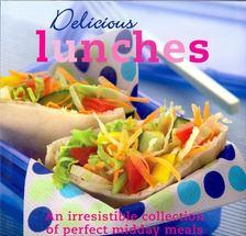 Parragon (COR) - Delicious Lunches [antikvár]
