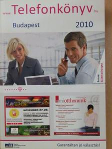 Telefonkönyv - Budapest 2010 [antikvár]
