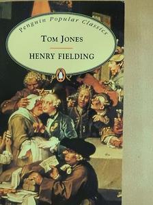 Henry Fielding - The History of Tom Jones [antikvár]