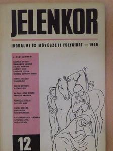 Ambrus Z. Miklós - Jelenkor 1968. december [antikvár]