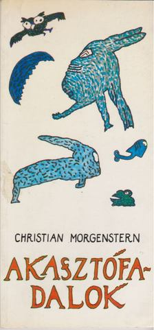 Christian Morgenstern - Akasztófadalok [antikvár]