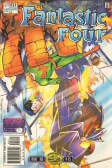 DeFalco, Tom, Pacheco, Carlos - Fantastic Force Vol. 1. No. 415 [antikvár]
