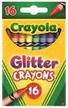 Crayola Csillámos zsírkréta 16 db-os