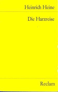Heine, Heinrich - Die Harzreise [antikvár]