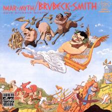 DAVE BRUBECK QUARTET - NEAR-MYTH / BRUBECK-SMITH/ - CD -