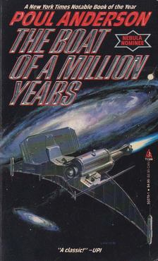 Poul Anderson - The Boat of A Million Years [antikvár]
