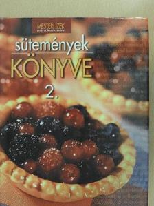 Halmos Mónika - Sütemények könyve 2. [antikvár]