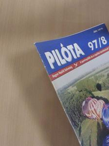 Aklan Attila - Pilóta 1997/8 [antikvár]