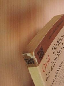 Ovidius - Die Kunst der zärtlichen Liebe [antikvár]