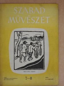 Bortnyik Sándor - Szabad Művészet 1949. július-augusztus [antikvár]