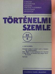 Ádám Magda - Történelmi szemle 1982/4. [antikvár]