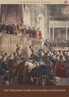 Mariann Berényi - One Thousand Years of Hungarian Legislation