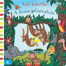 Scheffler, Alex - A dzsungelzenekar