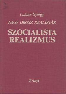 Lukács György - Szocialista realizmus [antikvár]