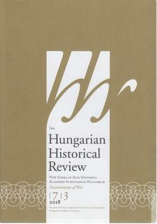 Fodor Pál - The Hungarian Historical Review 7/3 - Environments of War [antikvár]