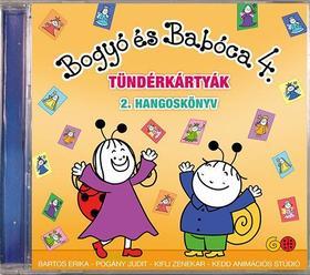 Bartos Erika - Bogyó és Babóca - Tündérkártyák 2. - Hangoskönyv