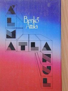 Benkő Attila - Álmatlanul [antikvár]