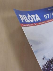 Aklan Attila - Pilóta 1997/9 [antikvár]