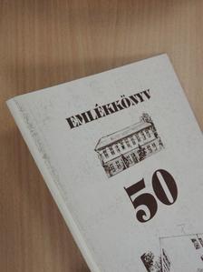 Cservenák Bernadett - Emlékkönyv 50 [antikvár]