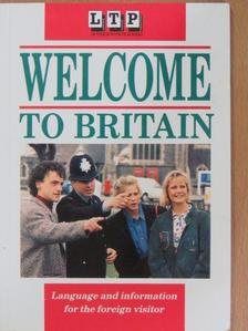 Jimmie Hill - Welcome to Britain [antikvár]