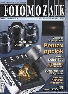 Sulyok László - Foto mozaik 81. 2005. január VIII. évfolyam 1. szám [antikvár]