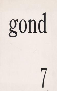 Vajda Mihály - Gond 7 [antikvár]