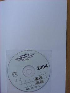Kaszás Krisztina - Turisztikai statisztikai évkönyv 2004 [antikvár]