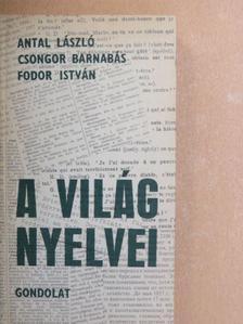 Antal László - A világ nyelvei [antikvár]
