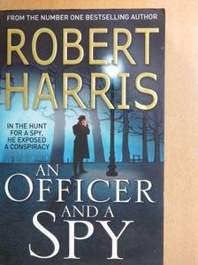 Robert Harris - An Officer and a Spy [antikvár]