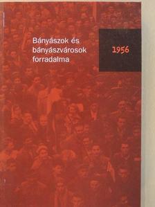 Germuska Pál - Bányászok és bányászvárosok forradalma, 1956 [antikvár]