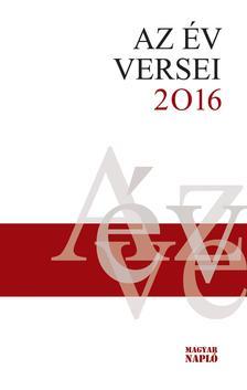 válogatta Zsille Gábor - Az év versei 2016