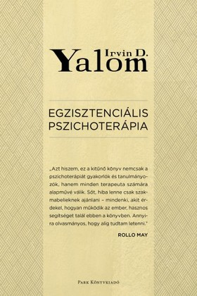 IRVIN YALOM - Egzisztenciális pszichoterápia [eKönyv: epub, mobi]