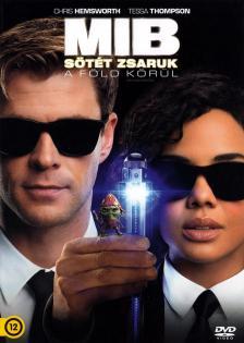 Men in Black - Sötét zsaruk a Föld körül - DVD