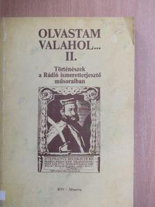 Benda Kálmán - Olvastam valahol... II. [antikvár]