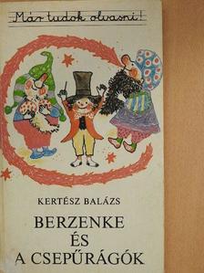 Kertész Balázs - Berzenke és a csepűrágók [antikvár]