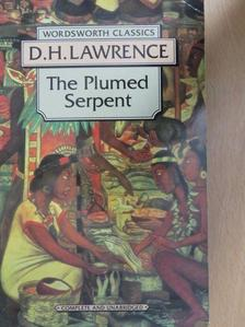 D. H. Lawrence - The Plumed Serpent [antikvár]