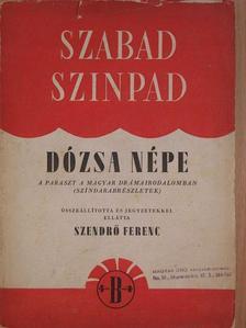 Ady Endre - Dózsa népe [antikvár]