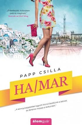 Papp Csilla - Ha/mar [eKönyv: epub, mobi]