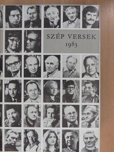 Ágh István - Szép versek 1983 (aláírt példány) [antikvár]