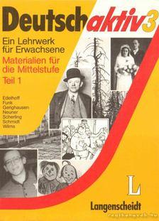 Deutsch aktiv 3 I-II. [antikvár]