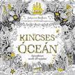 Johanna Basford - Kincses Óceán - Színezőkönyv mesébe illő rajzokkal [nyári akció]