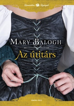 BALOGH MARY - Az útitárs [eKönyv: epub, mobi]