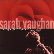 Vaughan, Sarah - SINGS FOR LOVERS - CD -