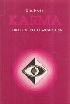 Kun István - Karma [antikvár]