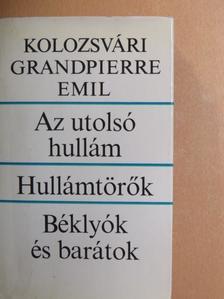 Kolozsvári Grandpierre Emil - Az utolsó hullám/Hullámtörők/Béklyók és barátok [antikvár]