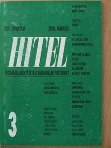 Babiczky Tibor - Hitel 2000. március [antikvár]